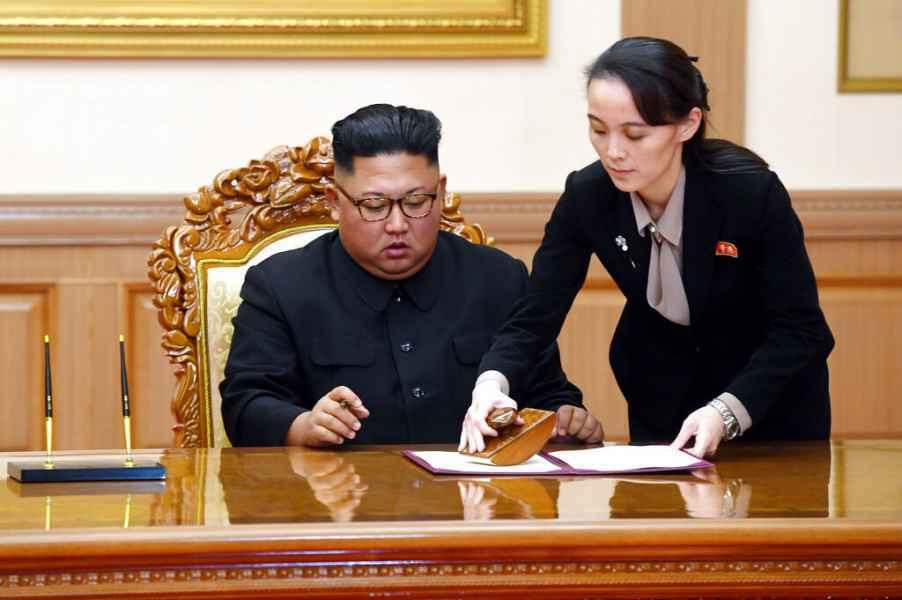 「金正恩敗訴」韓国の損害賠償 爆破で与正氏告発も、南北関係さらに悪化か